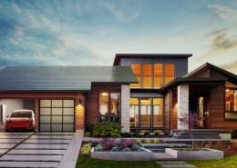 Tesla solar tile coating