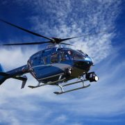 Helicopter and private jet coating