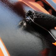 Epoxy coating has applications in industry as an anti corrosion coating