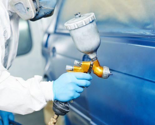 automotive refinish coating