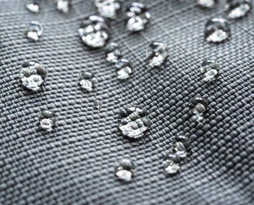 Nano coating on textile