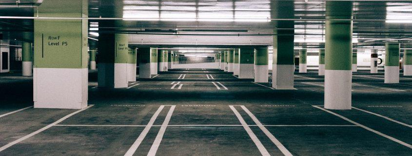 non slip paint for concrete in a parking lot