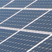 solar panel coating on clean solar panels