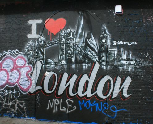 anti graffiti coatings london