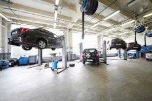 industrial floor coatings are suitable for garage floors