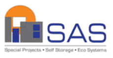 Logo of SAS Special Projects, roof coating London