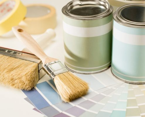 paint and coating supplies