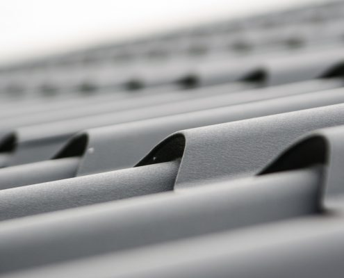 Roof coatings london on metal roof