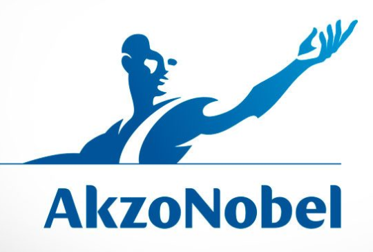 logo of aczonobel industrial coatings