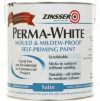 Zinsser perma-white antifungal paint tin
