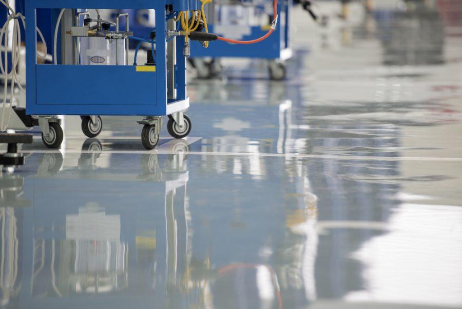 Floor Coatings Uk Commercial Amp Industrial Floors