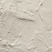 Plaster wall with waterproof paint