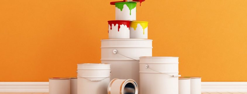 Recycling paint will help the industry reach its sustainable coatings goals.