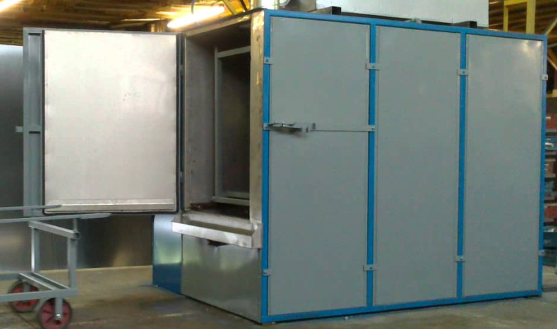 Powder coating pretreatment