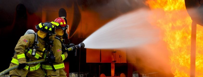 fireproof paint gives firefighters more time to arrive