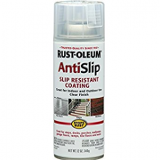 Anti slip spray for small surfaces
