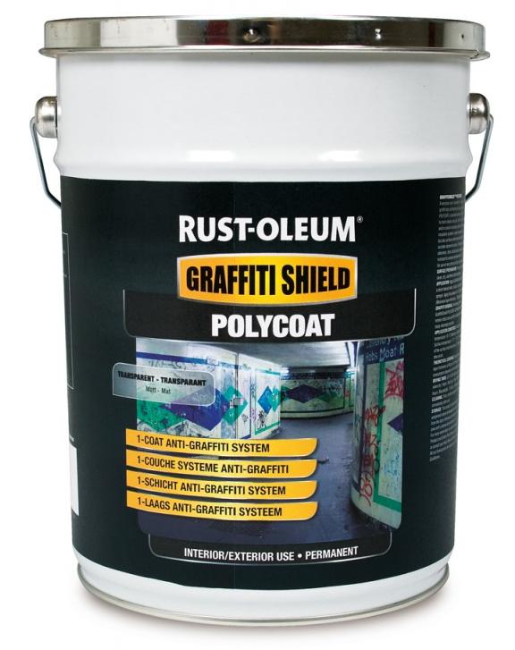 rust-oleum polycoat anti graffiti coating