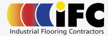 Logo of IFC Industrial Flooring Contractors, a garage floor paint expert