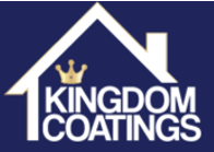 Logo of kingdom coatings roof coating scotland