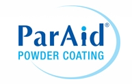 Logo of ParAid Powder Coating Westmidlands