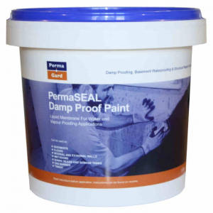 PermaGard PermaSeal damp proof paint