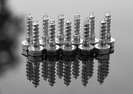 conversion coating on fasteners