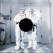 You can buy Vantablack VBx2