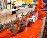 thermoplastic dip coating process