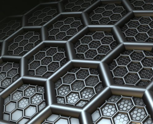 graphene anti-corrosion coating atom thick layer