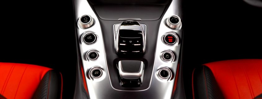 automotive plastic coatings in car interior