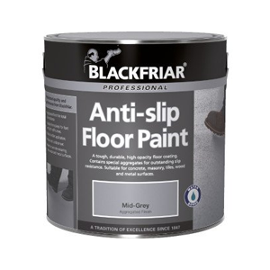 Non slip paint for concrete protects you and your employees