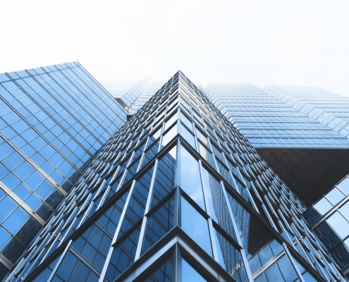 intumescent coating for steel structures on architectural form