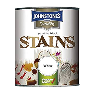 johnstone's stain block paint stains to block