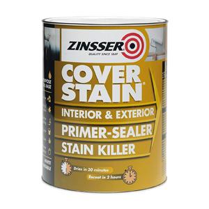 zinsser cover stain stain block primer