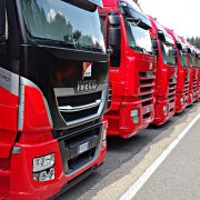 Commercial vehicle fleets have special coating requirements.
