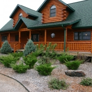the best exterior paint for coastal areas uk applied on log cabin