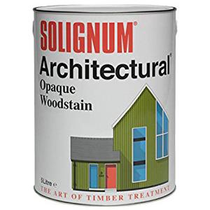 Wood cladding paint