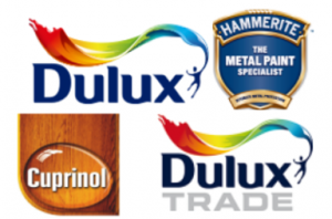 the logos of akzonobel decorative paint sold in uk