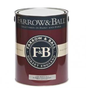 Farrow & Ball - One of the best masonry paint.