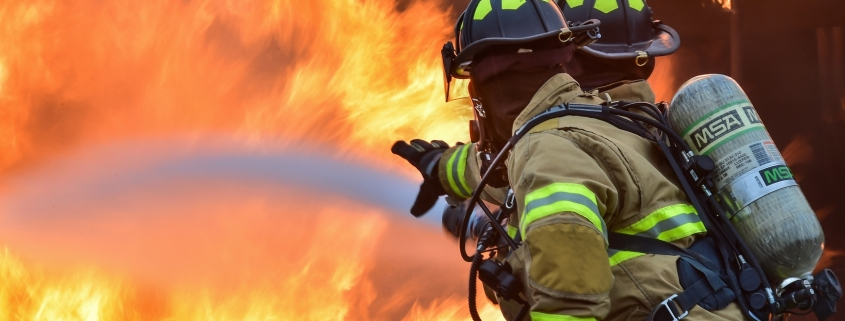 fire resistant paint slowing down the burning process