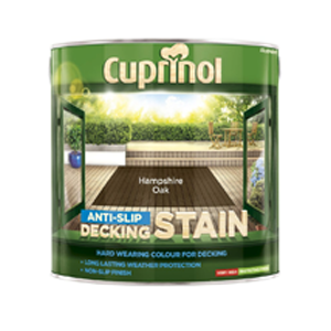 Anti slip paint for wood
