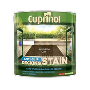 Anti slip paint for wood