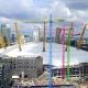 powder coating warrant on industrial cranes