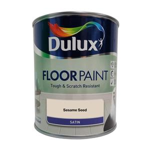 Wood floor paint