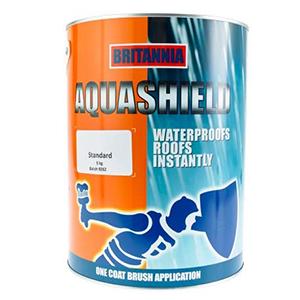 Aquashield Acrylic Roof Coating 5KG White