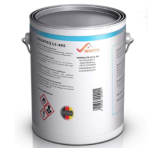 BEKATEQ LS-405 Paint for GRP and polyester swimming pool White 0,75kg