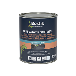 Bostik Clear One Coat Roof Seal