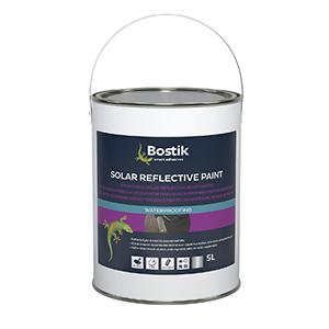 Bostik Grey Solar reflective paint 5L