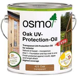 Osmo Oak UV-Protection Oil 2,5 Litre
