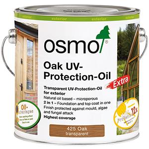 Osmo Oak UV-Protection Oil 2,5 Litre